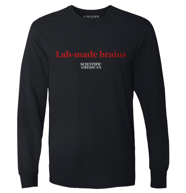 Lab-Made Brains Headline Apparel
