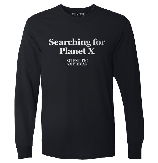 Searching For Planet X Headline Apparel