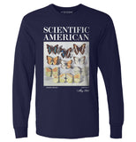 Butterfly Genetics Vintage Print Apparel