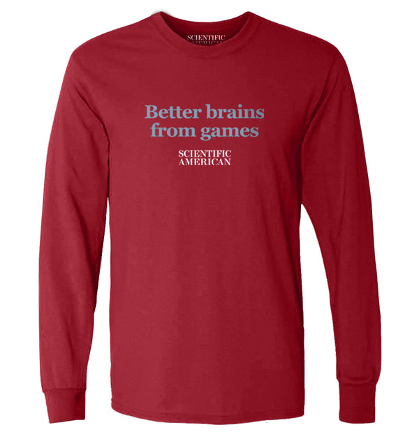 Better Brains From Games Headline Apparel
