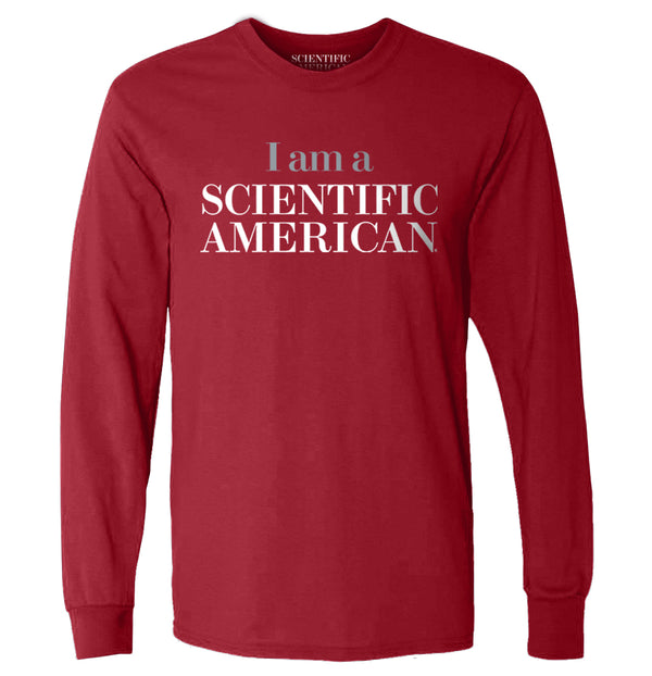 I Am A Scientific American Apparel