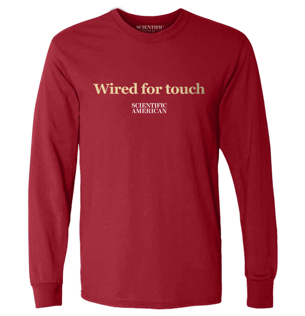 Wired For Touch Headline Apparel