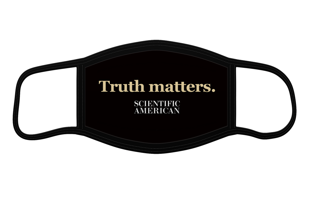 Truth Matters - Reusable Face Mask