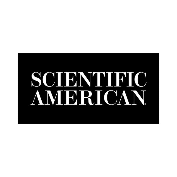 Scientific American Logo Sticker