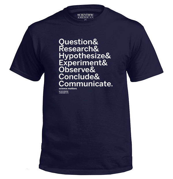 Scientific Method Apparel