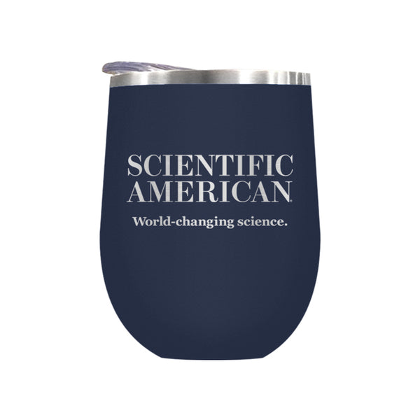 World Changing Science Laser Etched Tumbler