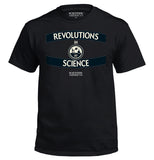Revolutions In Science Cover Print Apparel