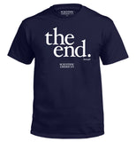 The End Cover Print Apparel