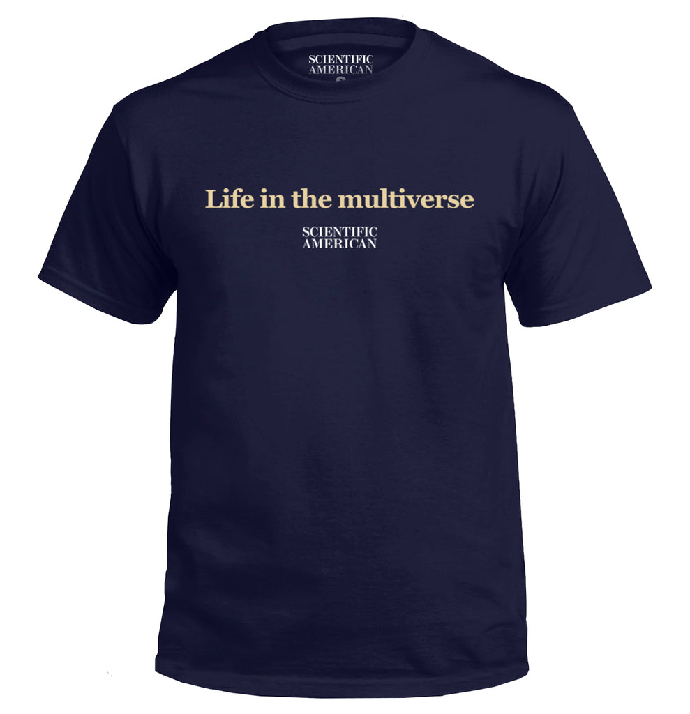 Life In The Multiverse Headline Apparel