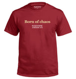 Born Of Chaos Headline Apparel