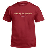 Seeking Out New Life Headline Apparel