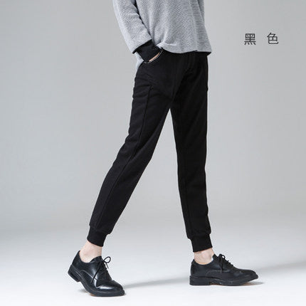 Toyouth New Autumn Harem Pants Female Loose Pencil Pants Pocket Sportwear Trousers Fashion Style