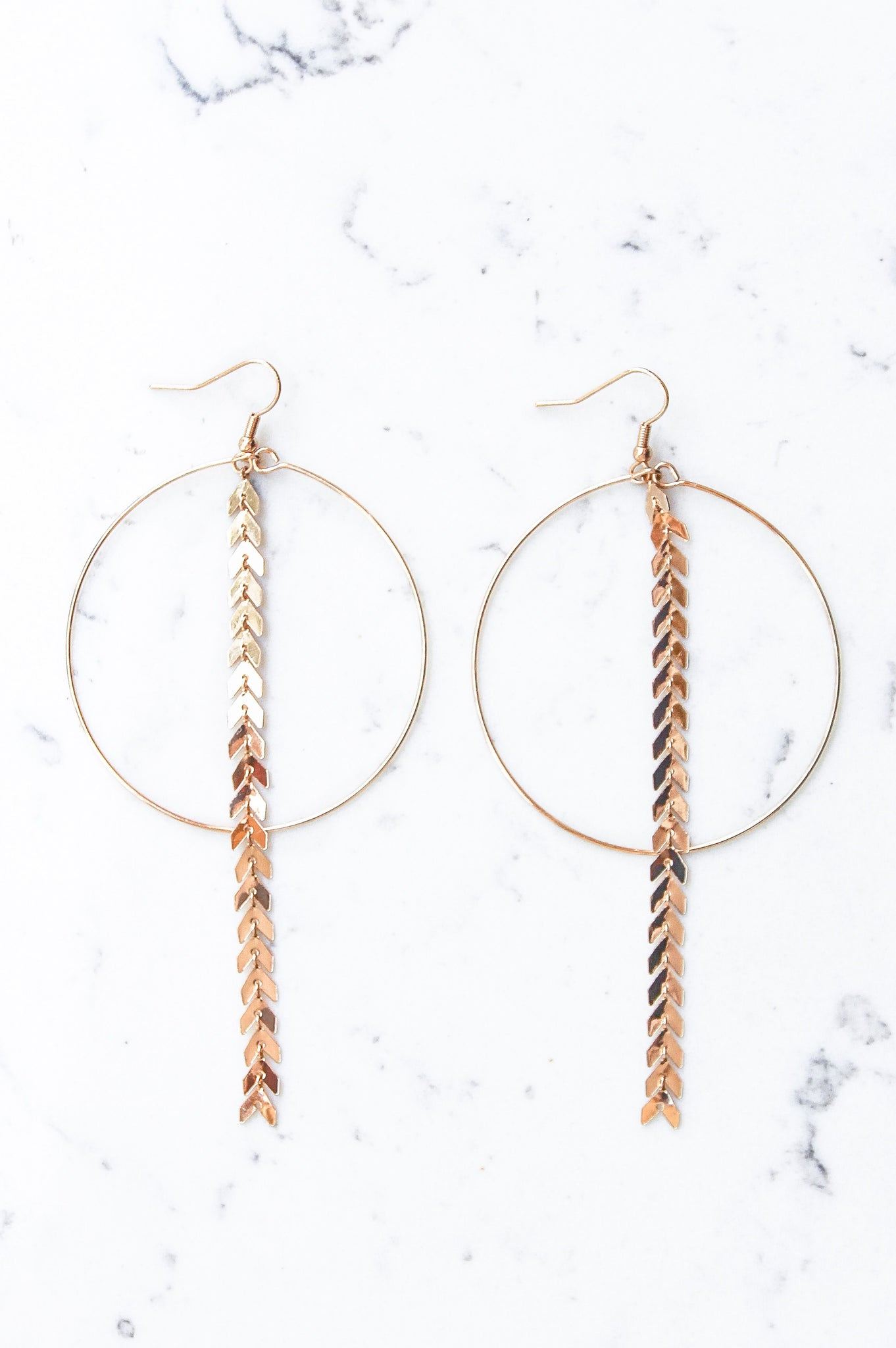 The Sabrina Hoop Earring