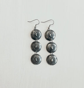 The Concho Earrings