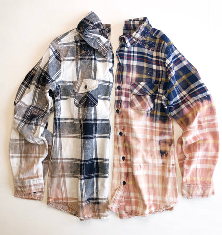 The Distressed Flannel