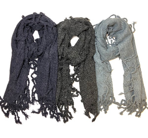 The Fringe Scarf