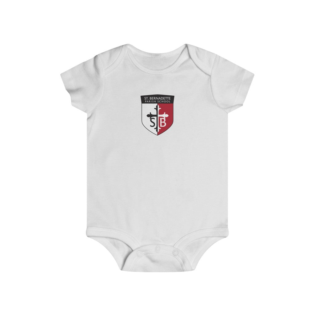 St Bernadette Infant Rip Snap Tee