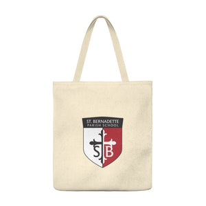 St Bernadette Shoulder Tote Bag - Roomy