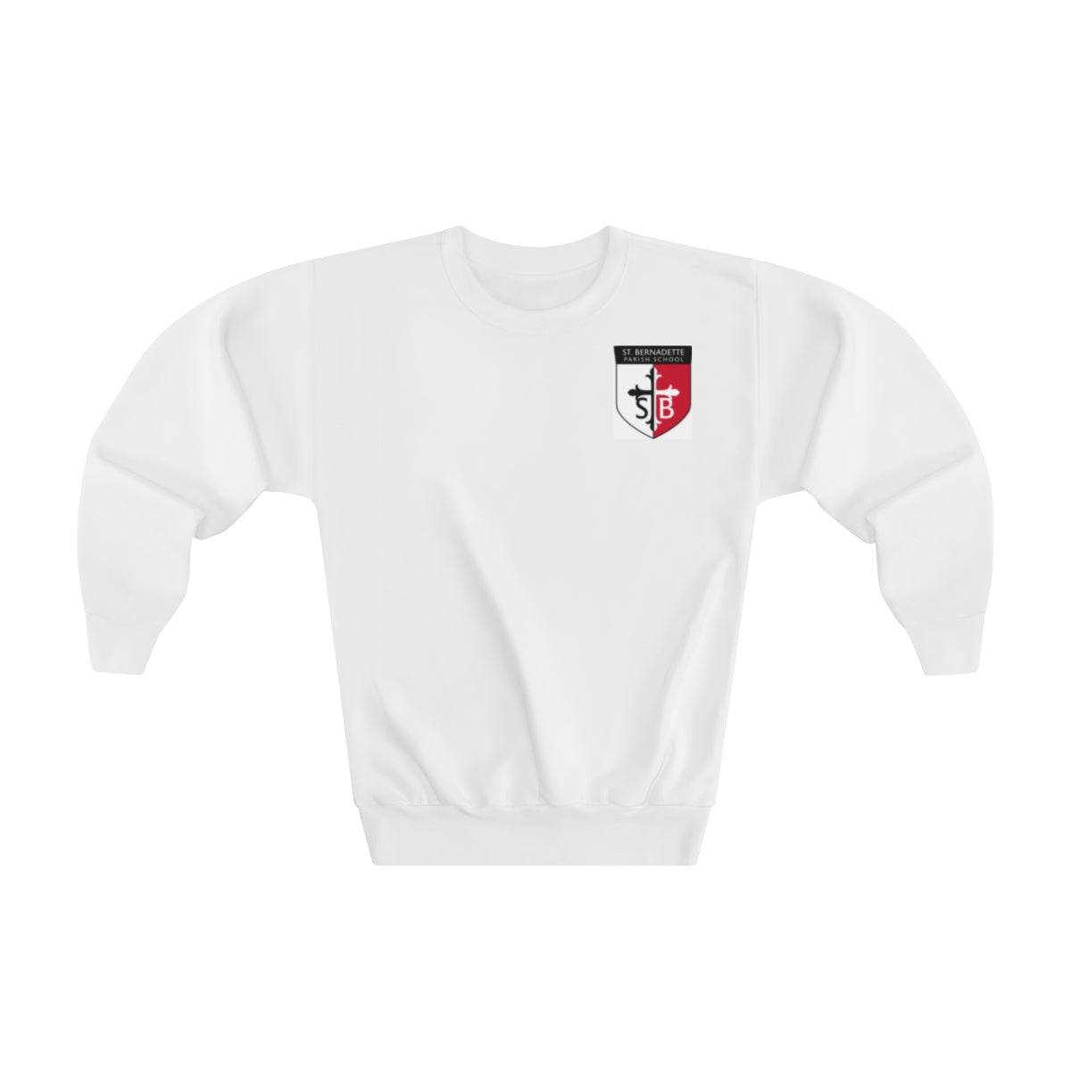 St Bernadette Youth Crewneck Sweatshirt
