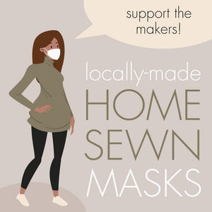 Buy our Locally Sewn Mask