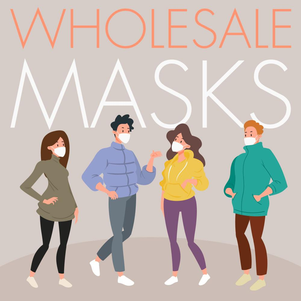 Wholesale Stateside Sewn Masks