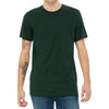 Dark Forest Green Short Sleeve T-Shirt | Casual Surplus