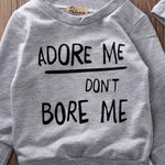 Adore me set - Toddlerist