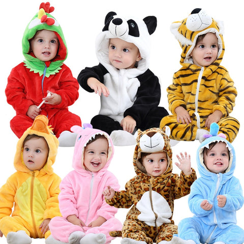 Baby Animal jumpsuits - Toddlerist