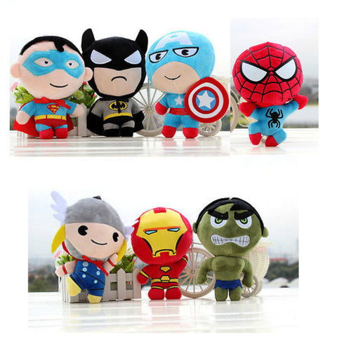 Super hero plush - Toddlerist