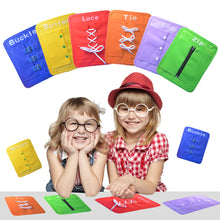 6pcs Learning Board - Toddlerist