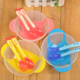 Tempature sensing baby bowl & spoons - Toddlerist