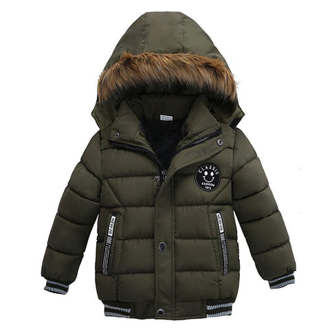 Premium baby coat - Toddlerist