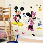 Mickey Mouse Wall Sticker - Toddlerist