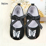 Baby Girl Bow Shoes - Toddlerist