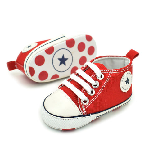 Baby Canvas Shoes - Toddlerist