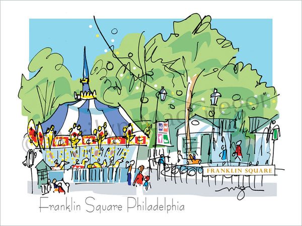 Philadelphia: Franklin Square
