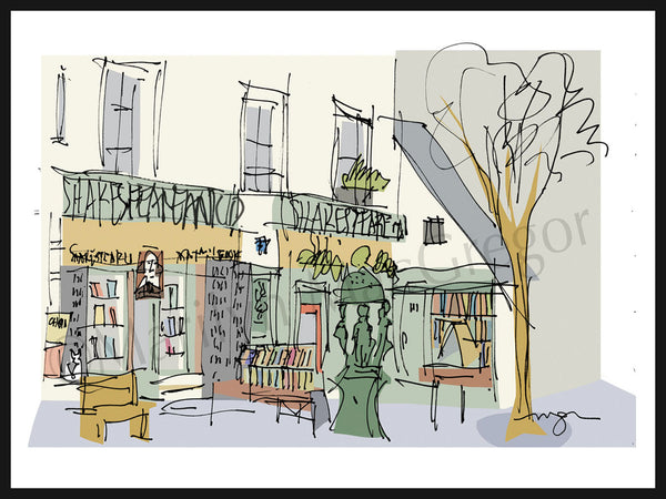 Paris: Shakespeare & Co