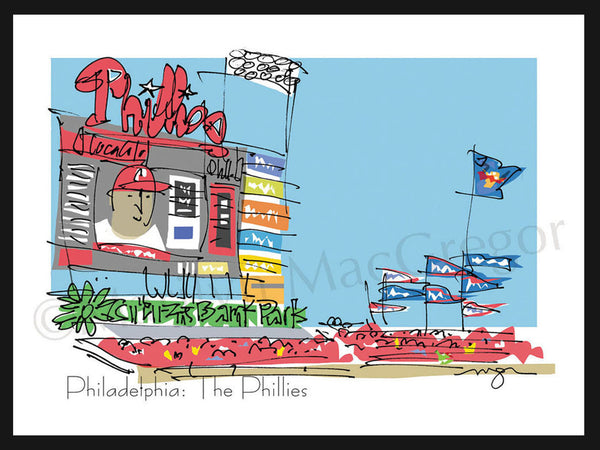 Philadelphia: The Phillies