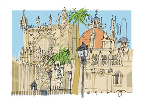 Spain: Seville Cathedral