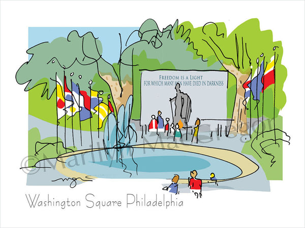Philadelphia: Washington Square