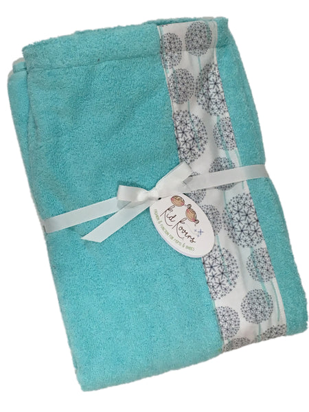 Dandelions Tiffany Towel Wrap