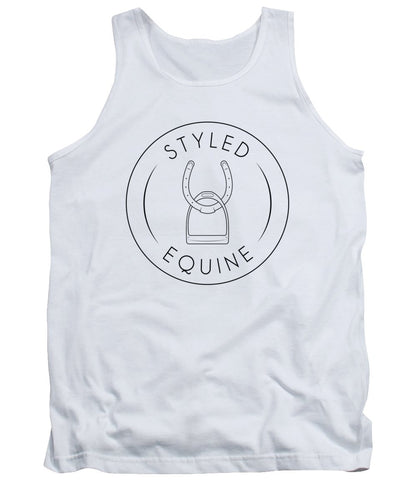 Styled Equine Logo Tank Top