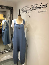 Load image into Gallery viewer, Star Dungarees