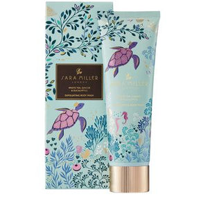 Sara Miller Exfoliating Body Wash