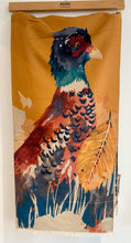 Load image into Gallery viewer, Luxurious Pheasant Print Scarf