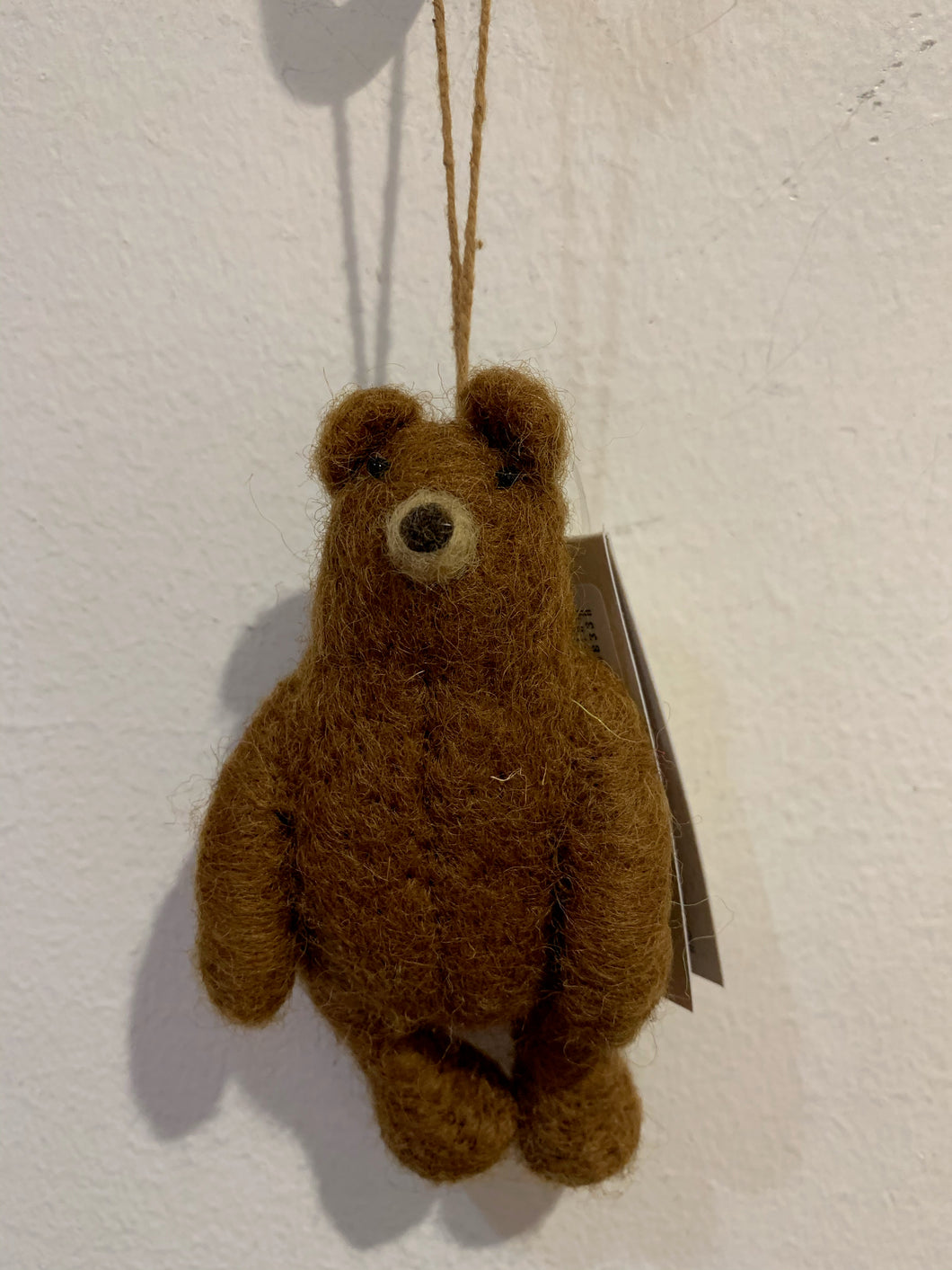 Grizzly Bear Decoration