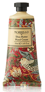 Library of Prints Red Strawberry Thief Hand Cream