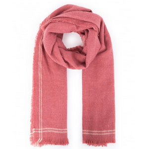 Molly Scarf Coral