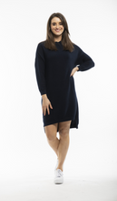 Load image into Gallery viewer, Ribbed Knit Dress