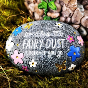 Fairy Dust Stone Decoration